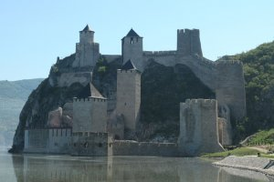 Golubac - forteresse