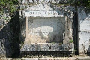 Danube - Table de Trajan