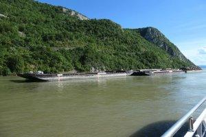 Danube - barge