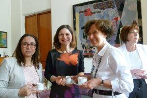 Notre Café Littéraire à l'Ambassade - 6 juin 2019